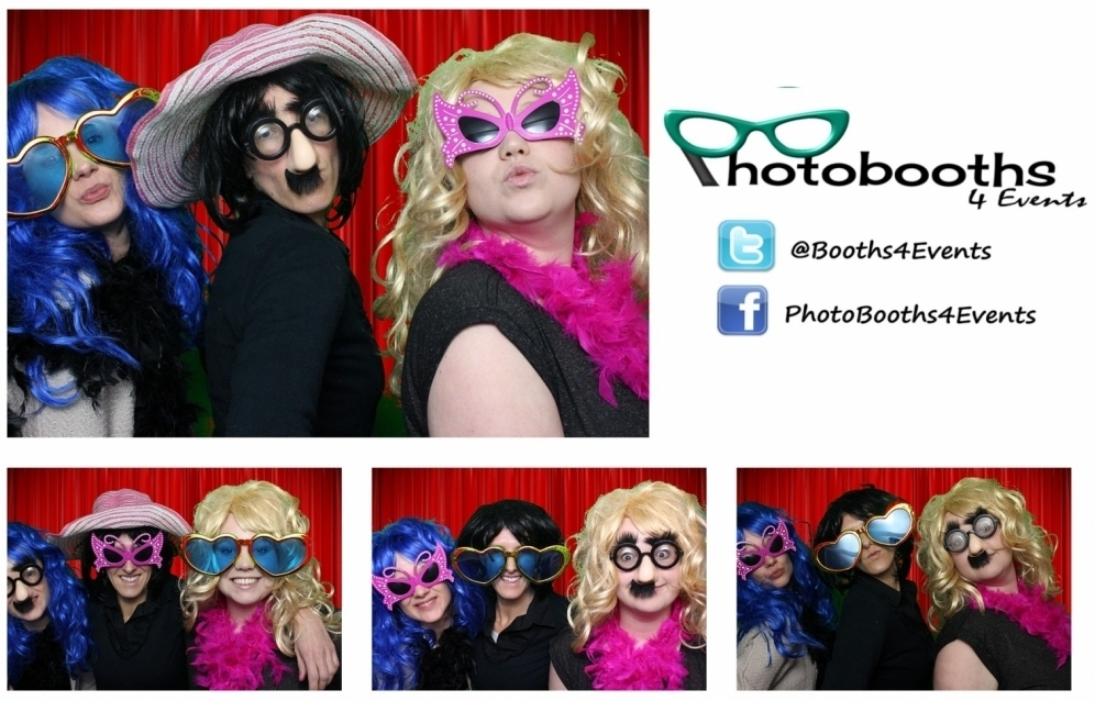 Cheap photo booth hire in Birmingham - £395