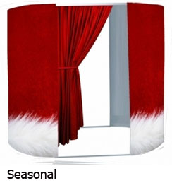 Birmingham and UK wide seasonal Photo Booth Hire